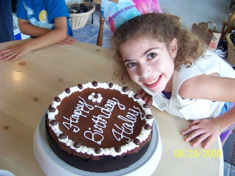 Happy Birthday to Haley!