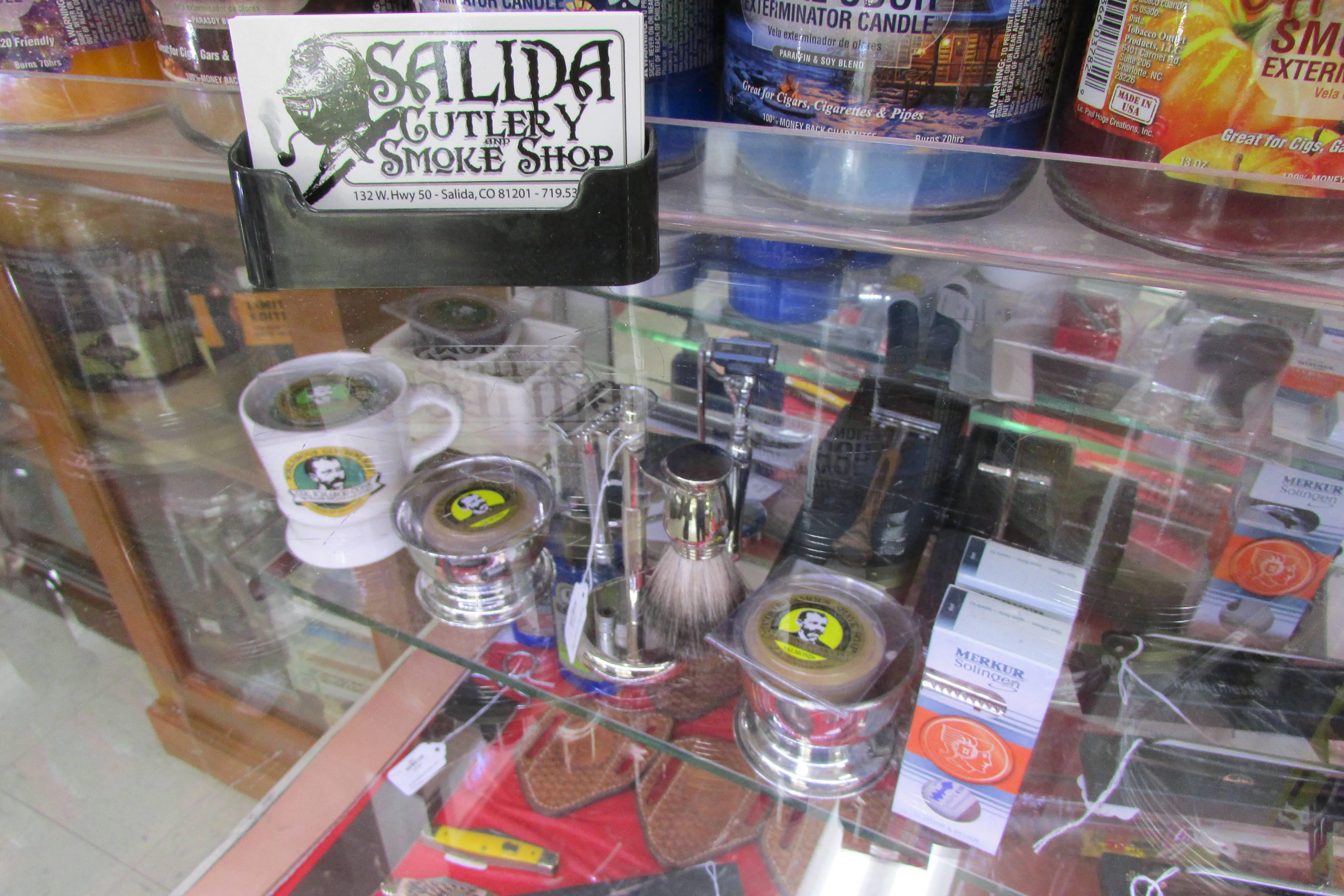 Shaving Supplies