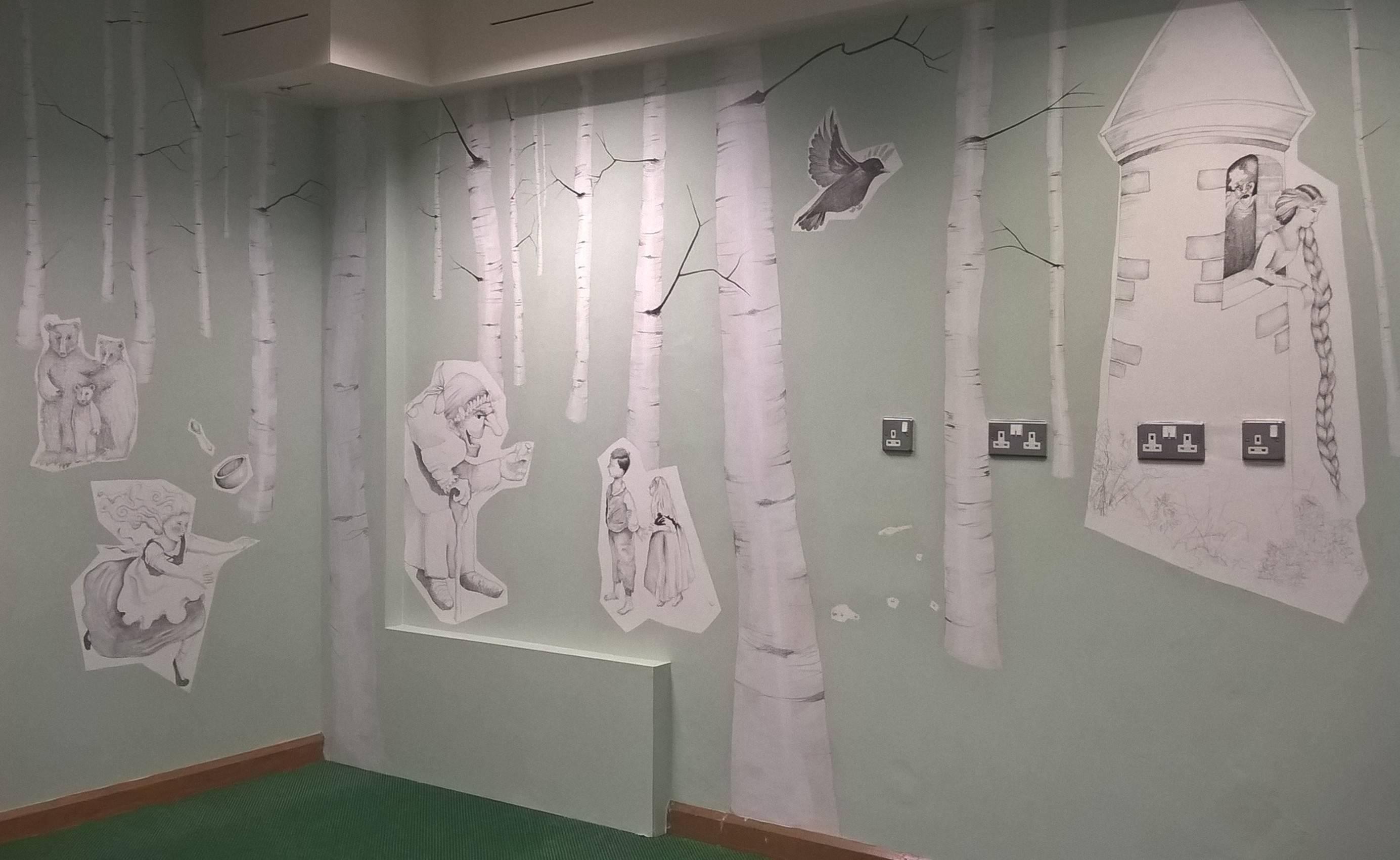The Fairytale Mural
