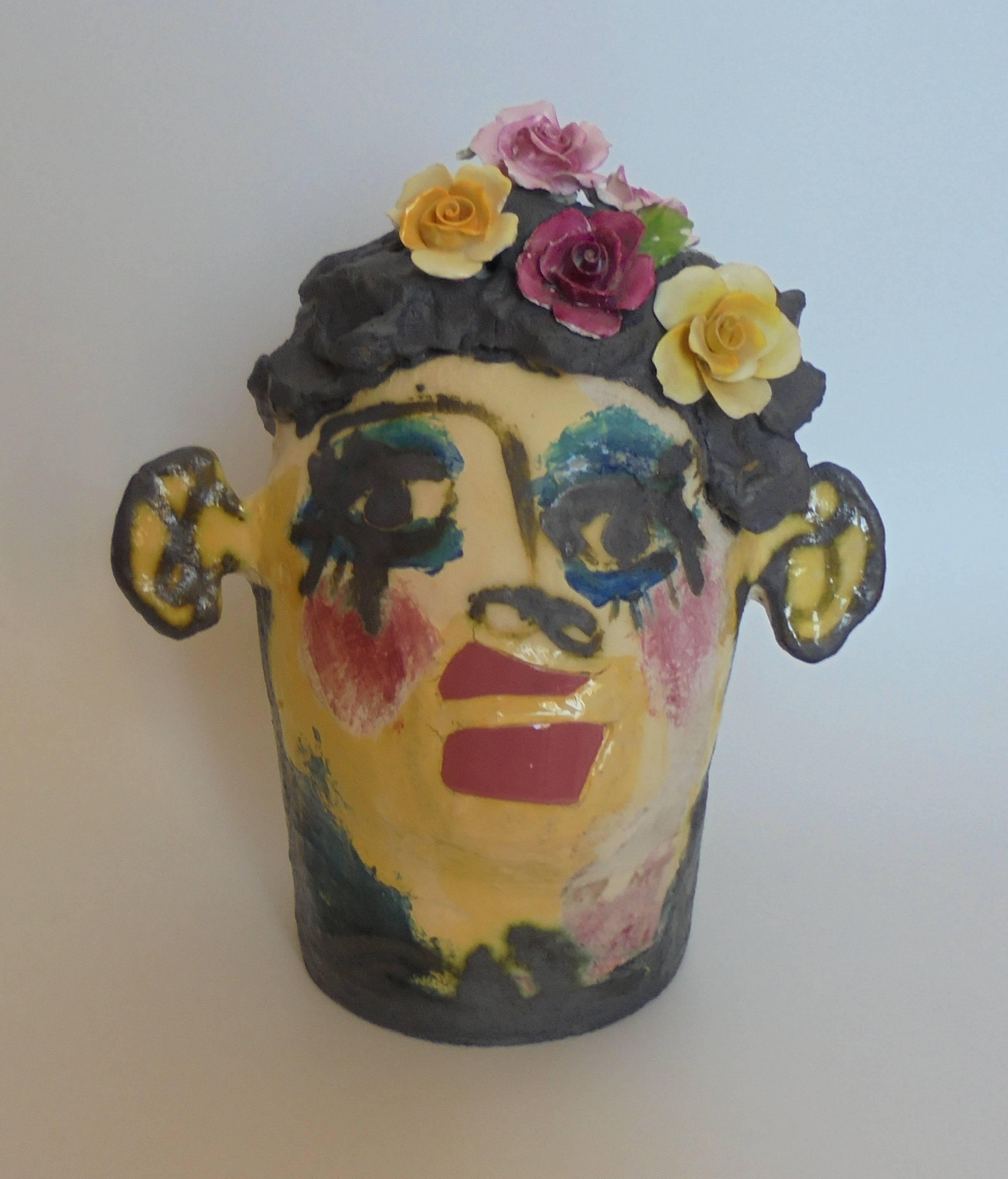 Mary Jones Ceramics. Rose.   SOLD
