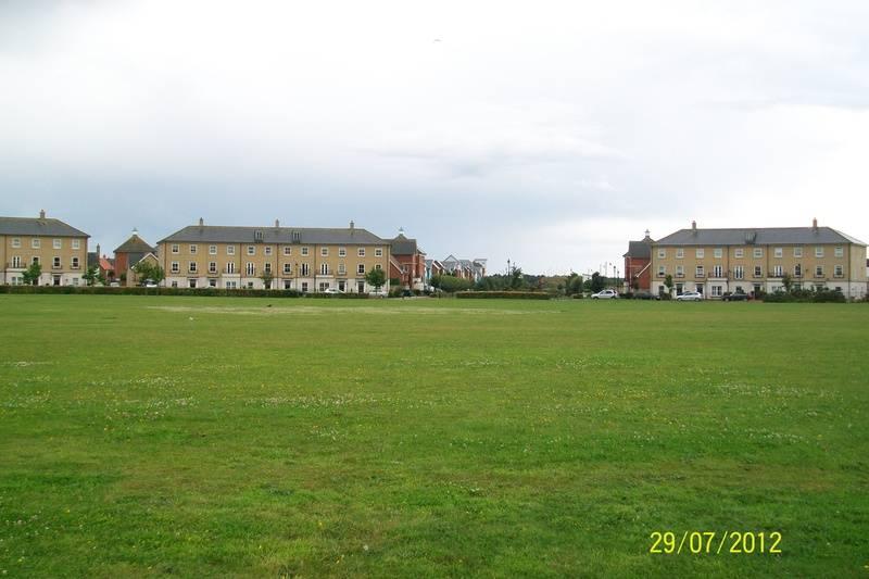 The Green,  Ravenswood Estate