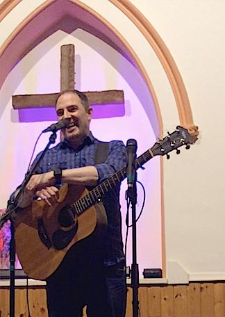 Stuart Leads Worship