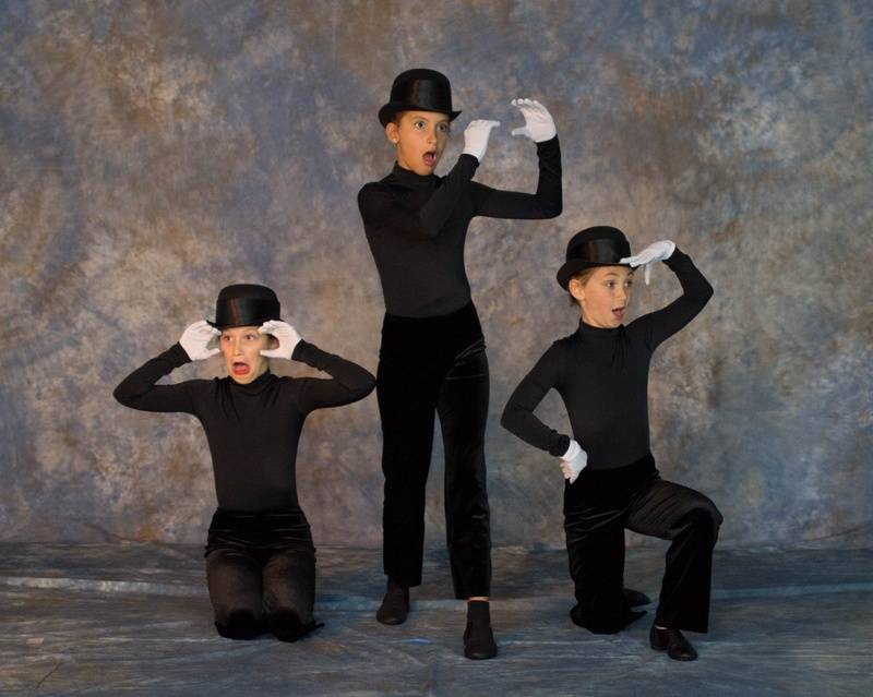 Three Little Spies