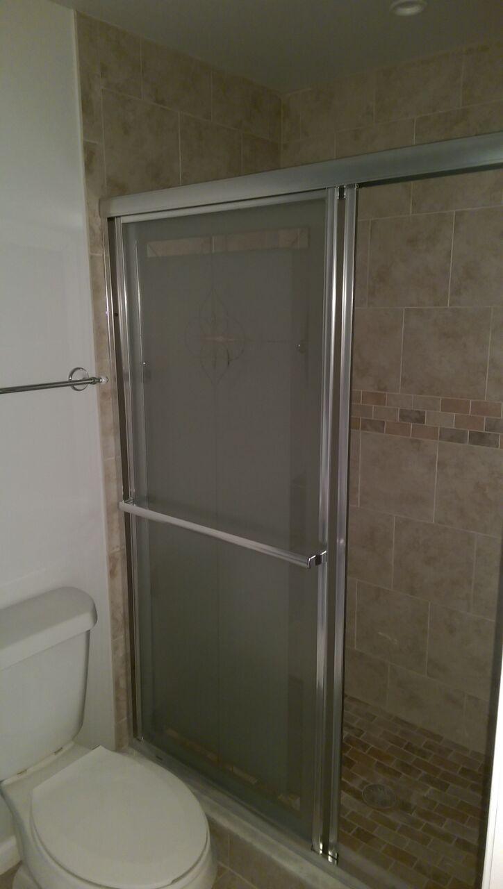 Finished basement-Full Bathroom