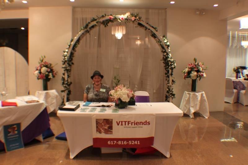 Miss Pat Mills - Conference Registrar