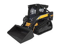 New Holland CTL Machines
