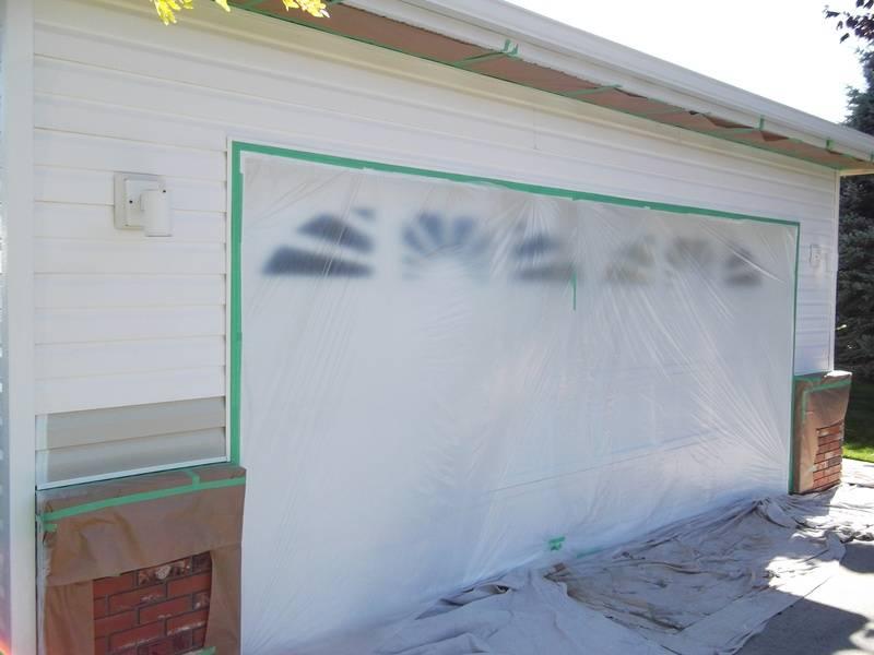 Exterior Painting Vinyl Siding(Redwing Ressort)