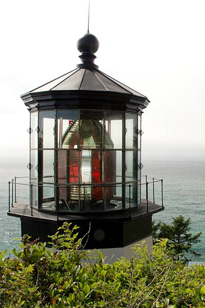 Back to Cape Mears - lighthouse.