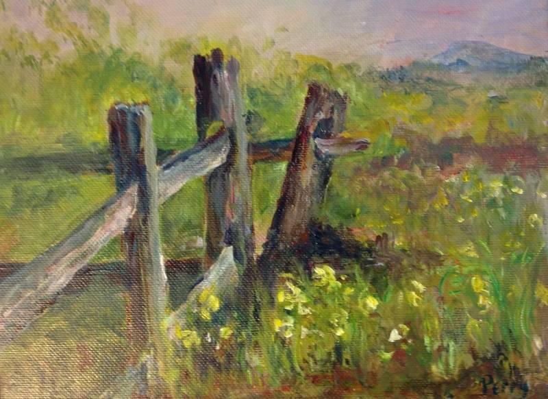Early Spring Near Sugarloaf