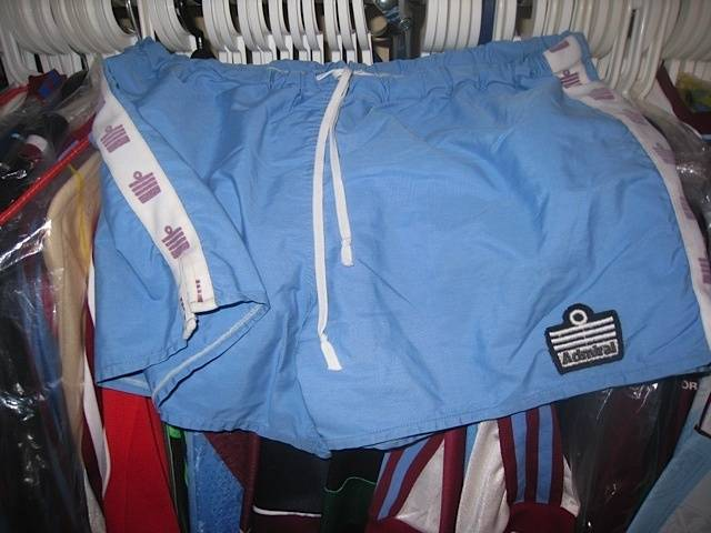 Away players shorts 1976/80