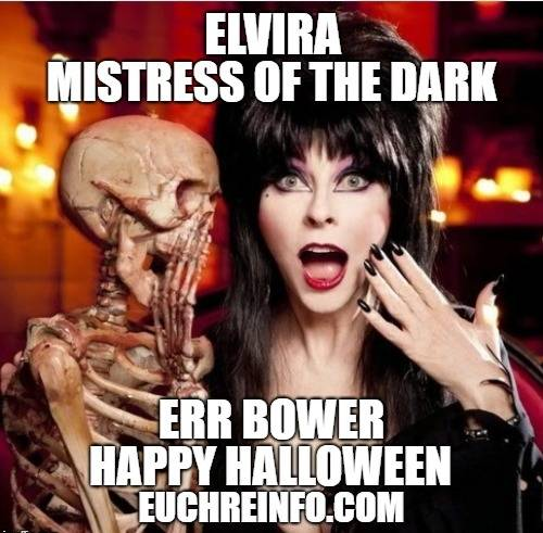 Elvira: Mistress of the dark, err bower.
