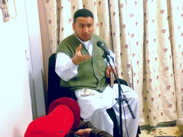 Shaheed Syed Abbas Agha