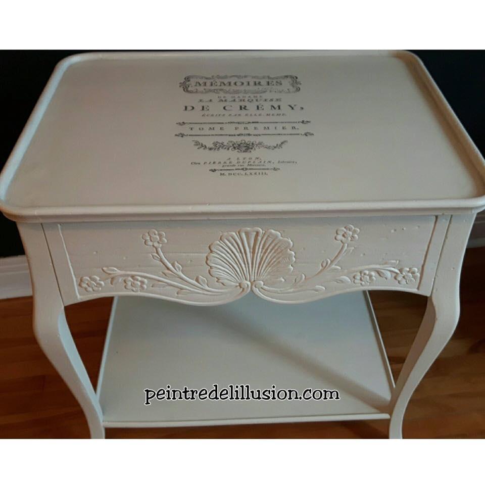 Table Mme la Marquise (VENDU)