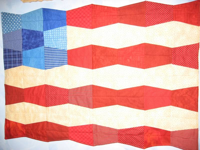 Old Glory Revisited