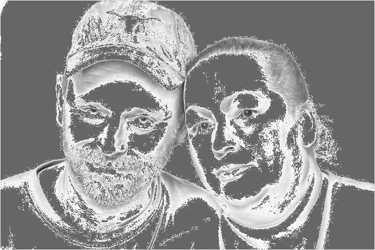 Larry, & Minnie Simpson