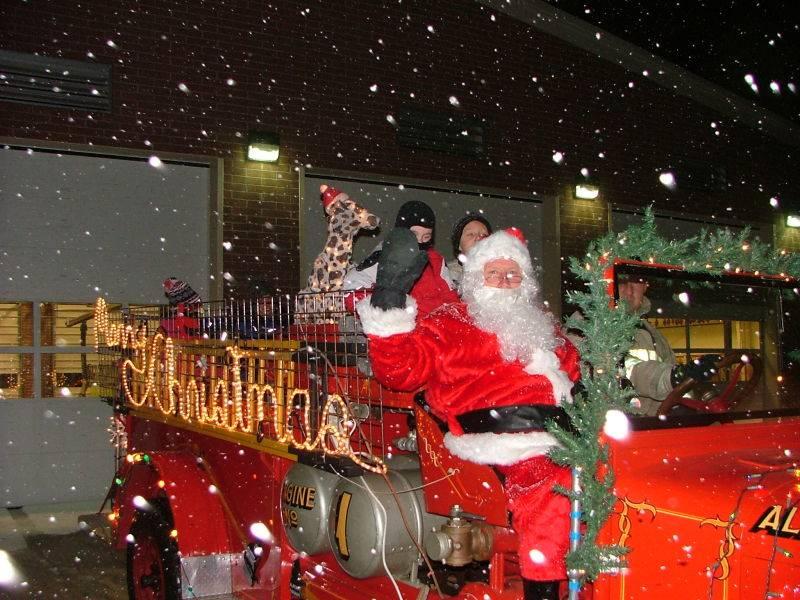 Holly Day Light Parade 2008