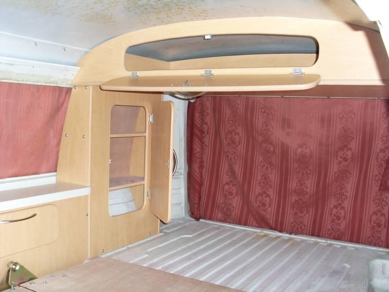 VW T2 New Design Interior