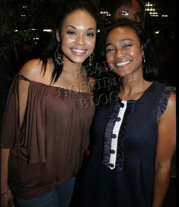 Demetria Mckinney & Tatyana Ali At The Black Film Festival