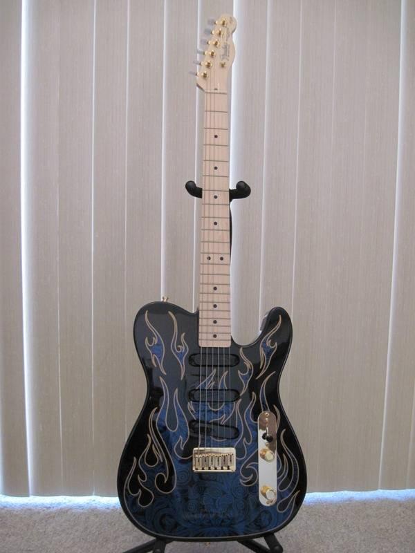 2006 Fender Telecaster James Burton Signature Model