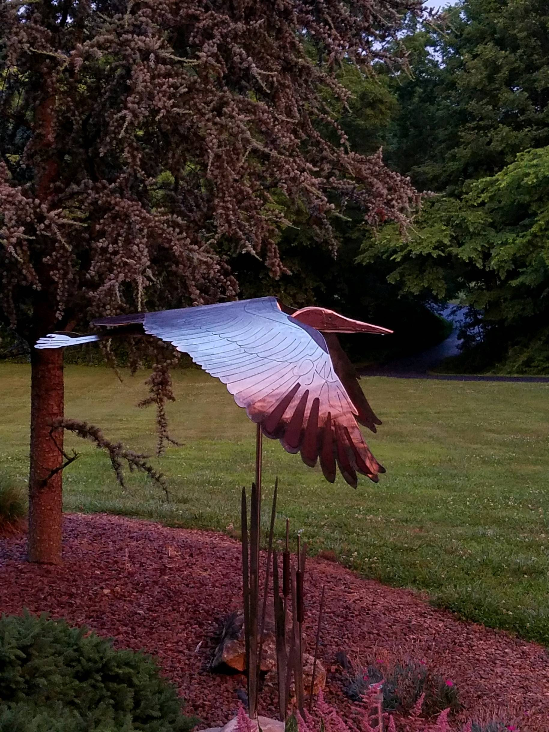 Heron Stainless and Copper
