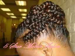 Hair Braiding - Goddess