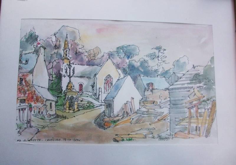 IRVILLAC Notre Dame de Lorette