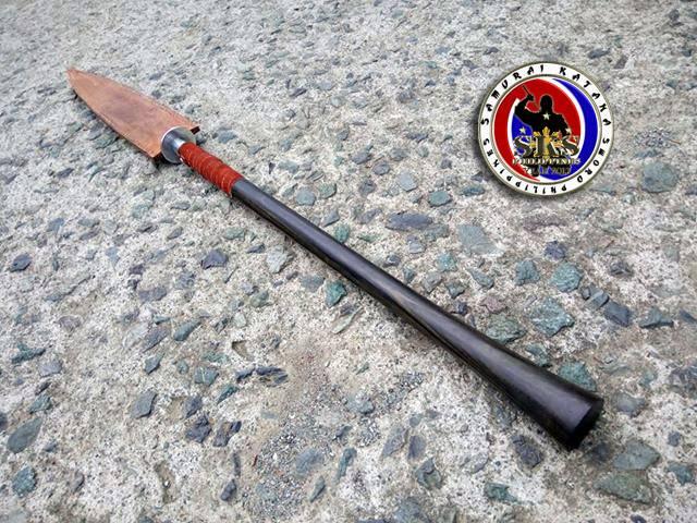 SKS Zulu Iklwa Short Spear