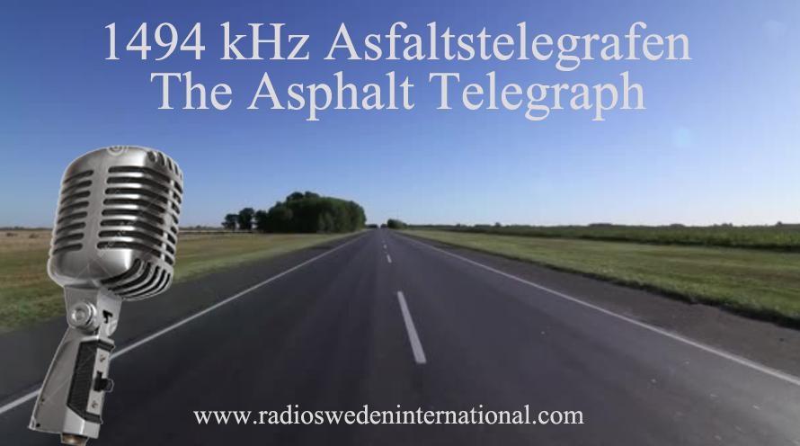Asphalt Telegraph