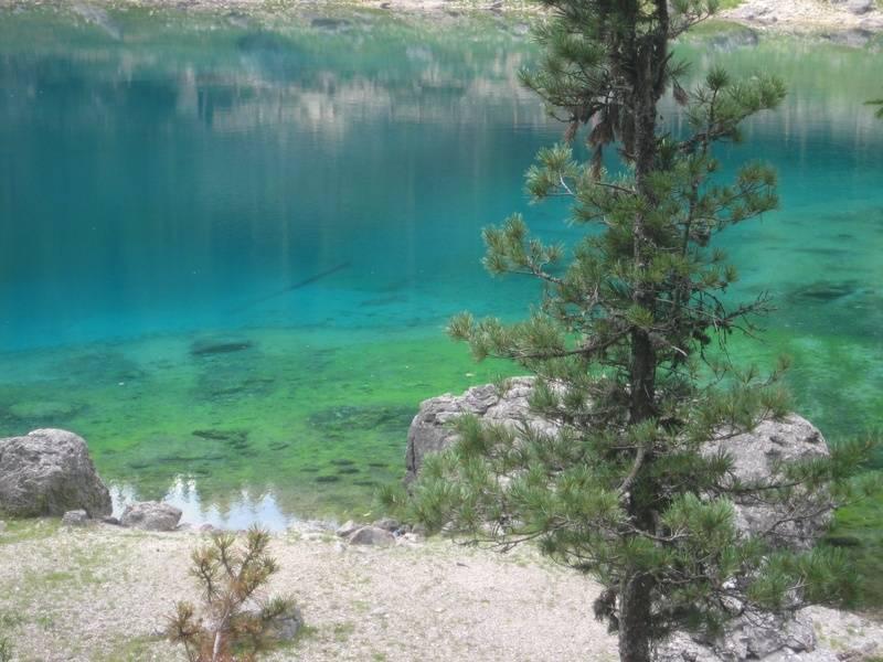 Lago Carerra
