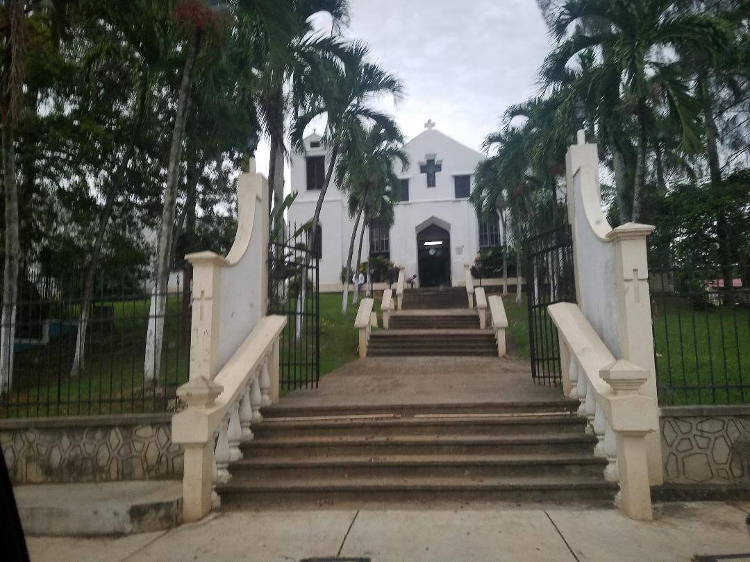 CHURCH IN BELIZE