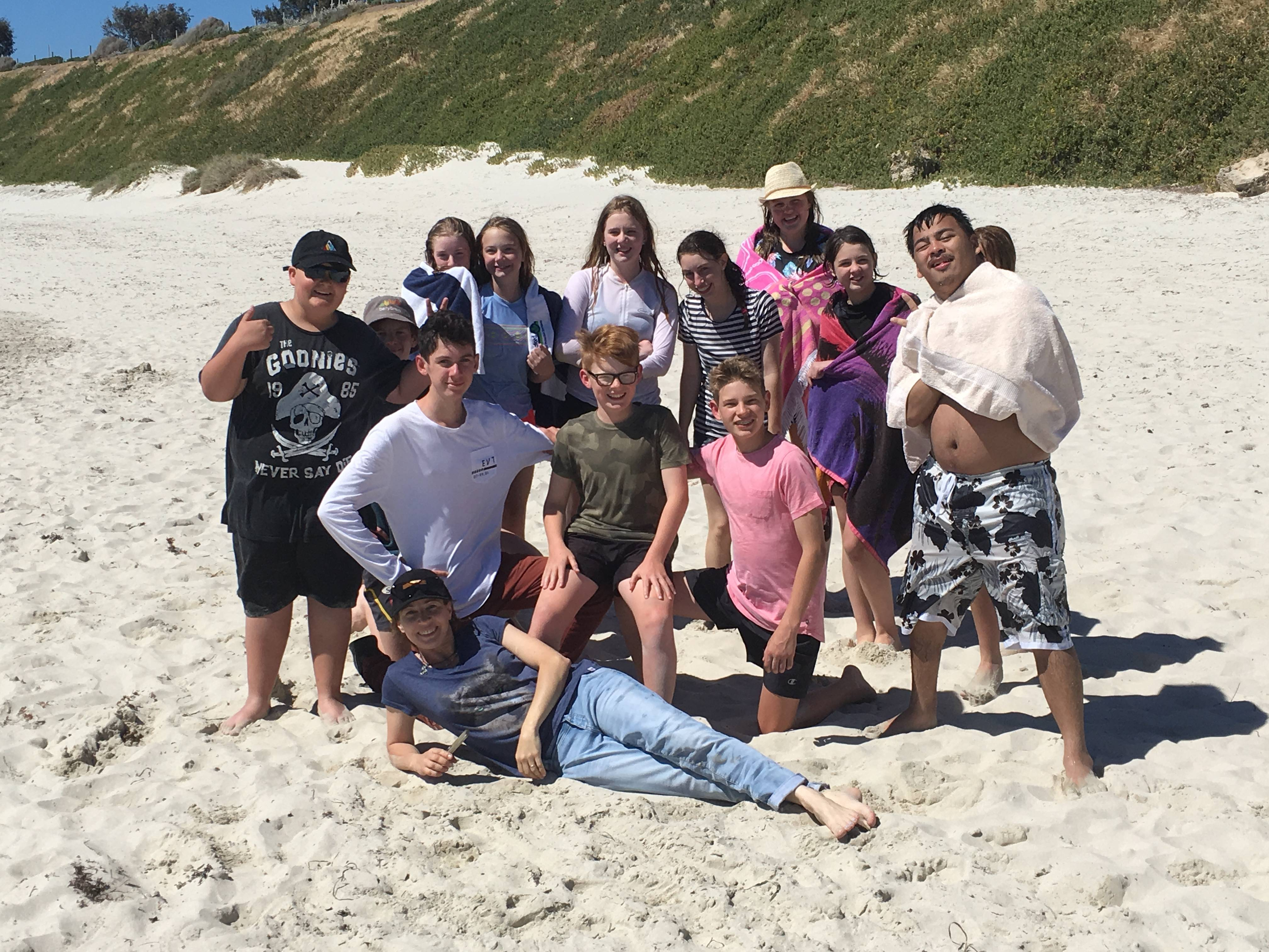 2018 Youth Group