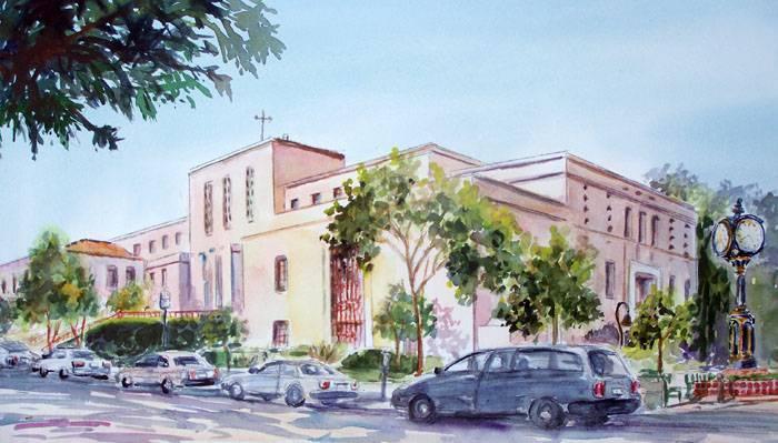 San Luis Obispo City Hall