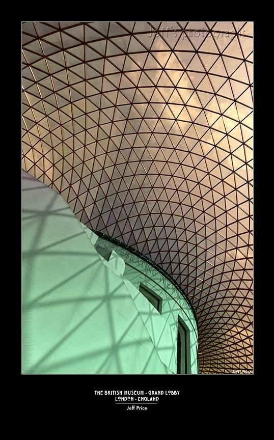 The British Museum - Grand Lobby
