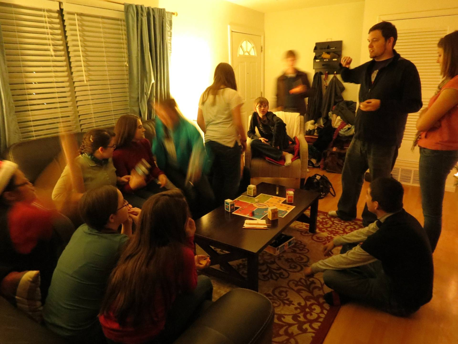 Youth Christmas Party 2012
