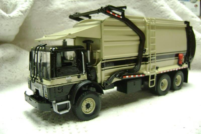 watts disposal frontload