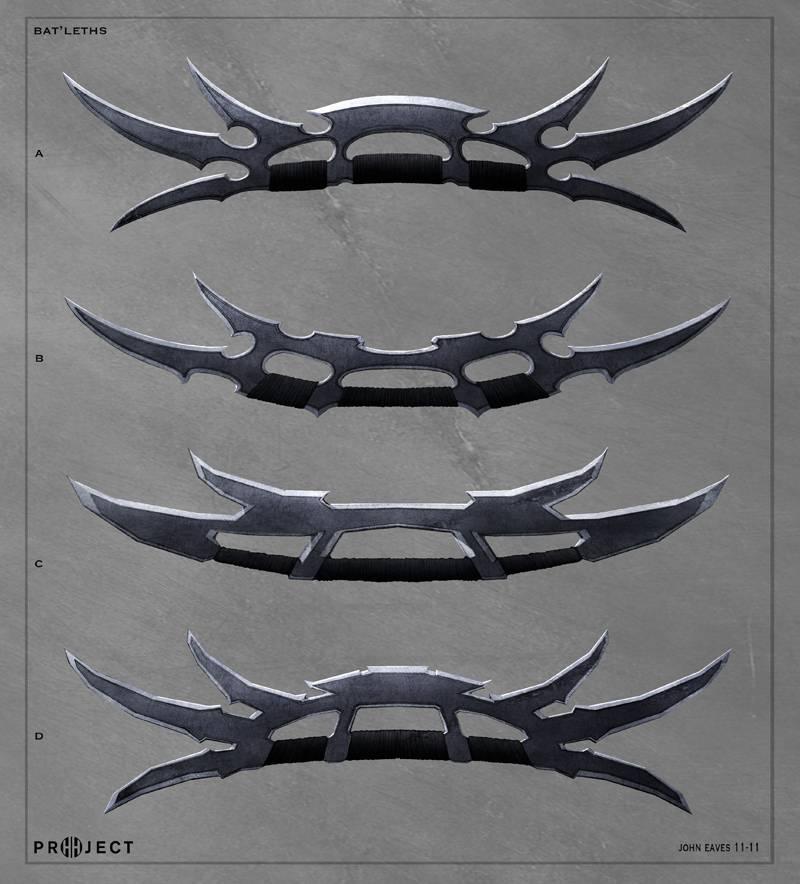 Bat'leth 1