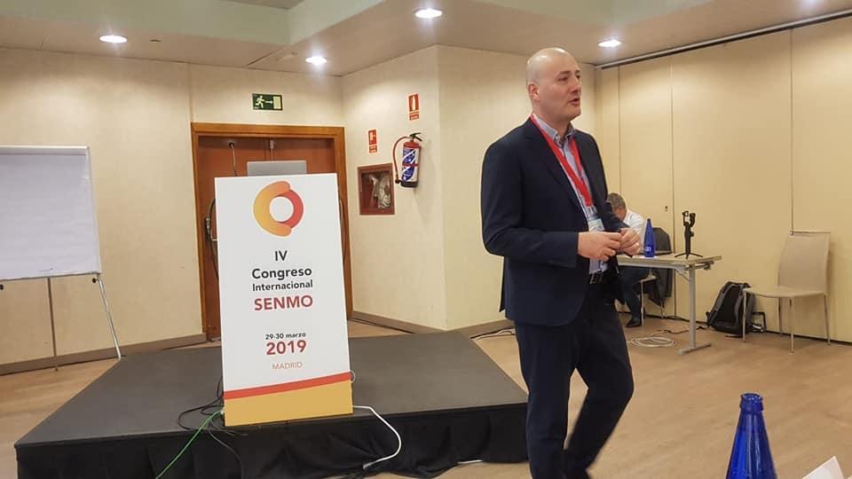 IV Congreso Internacional SENMO. Madrid 2019