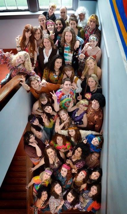 HAIR Cast & Crew 2011