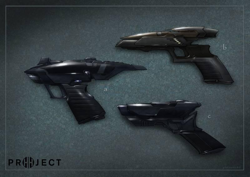Dark Phasers 4,5,6