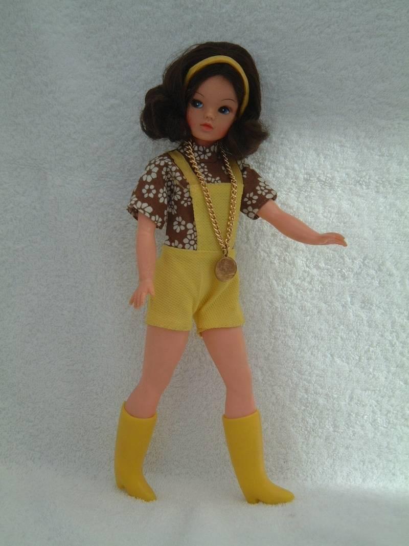 Hot Pants - boxed doll version