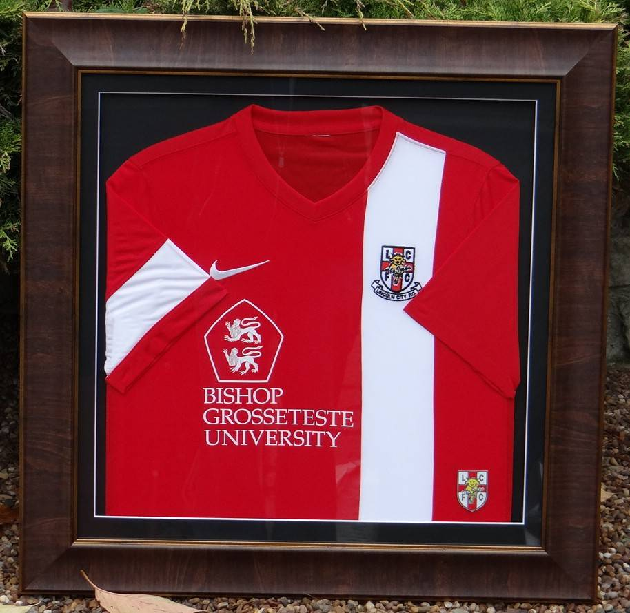 Lincoln City shirt