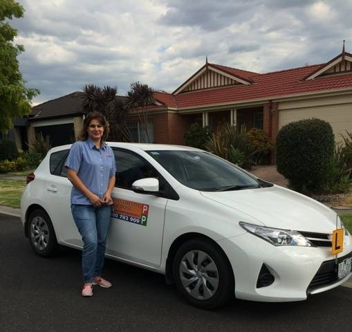 Driving School Thornbury - Toyota Corolla Hatch 2015 - Automatic