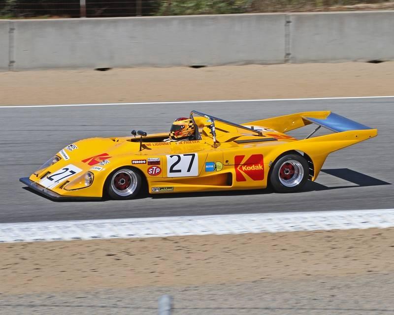 1970-1979 Sports Racing Cars under 2000cc