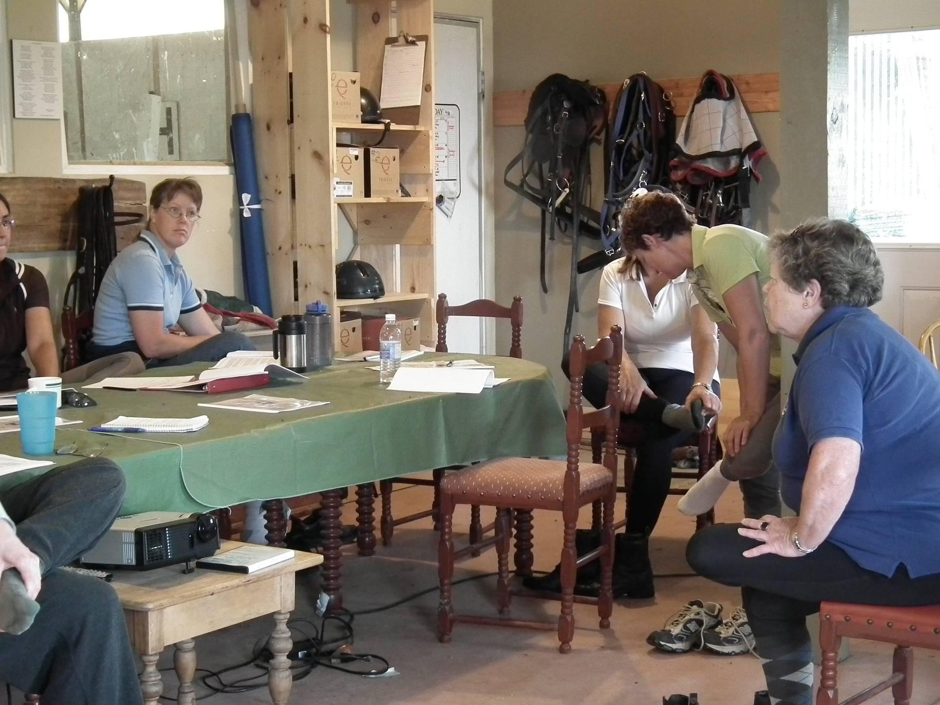 CR Inst. Course Ontario 2010