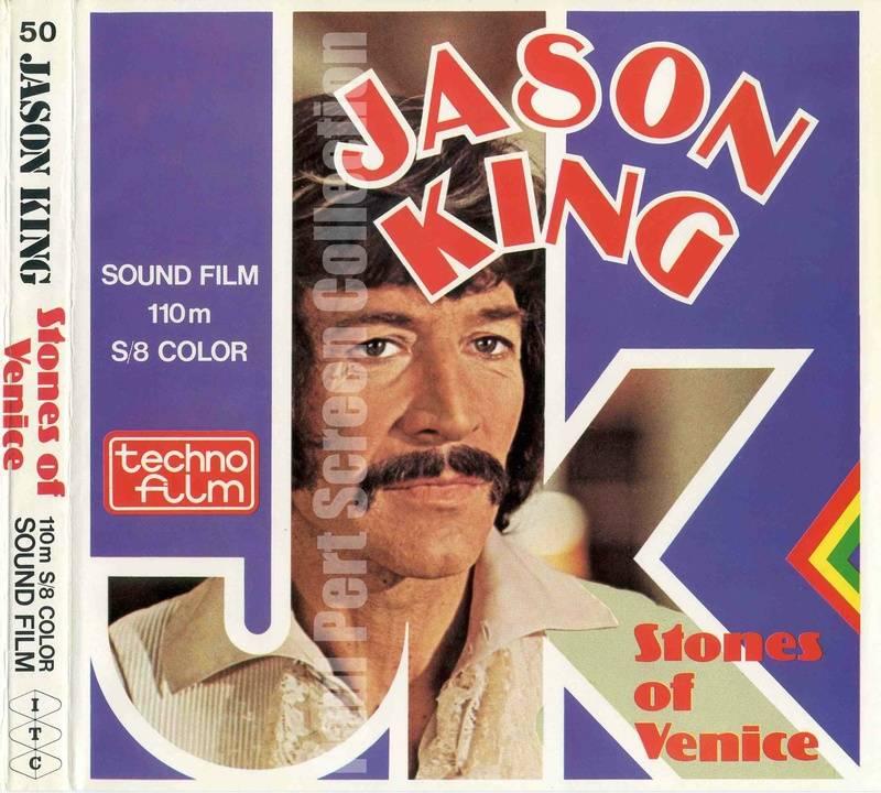 Jason King - Stones of Venice