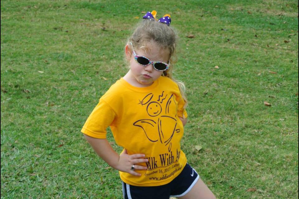 Little Miss Addie-tude