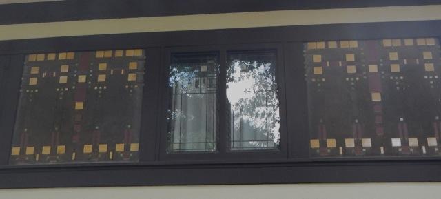 Original Tile Work - Back of House