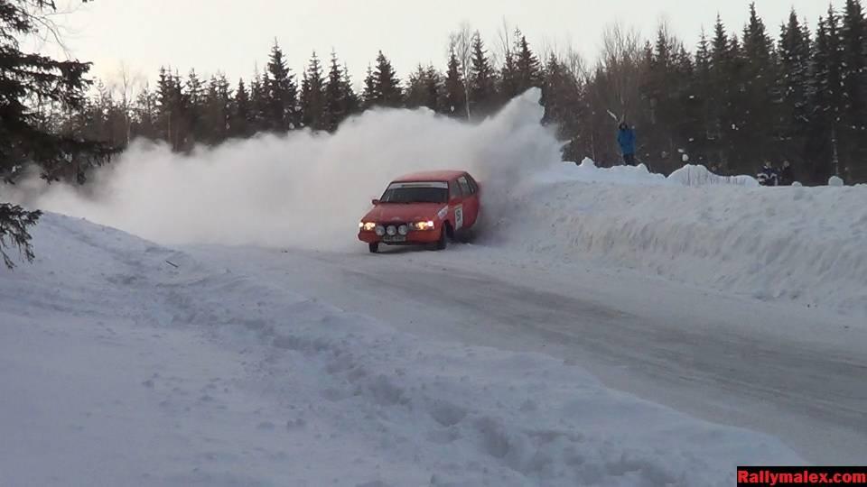 Rally Vännäs