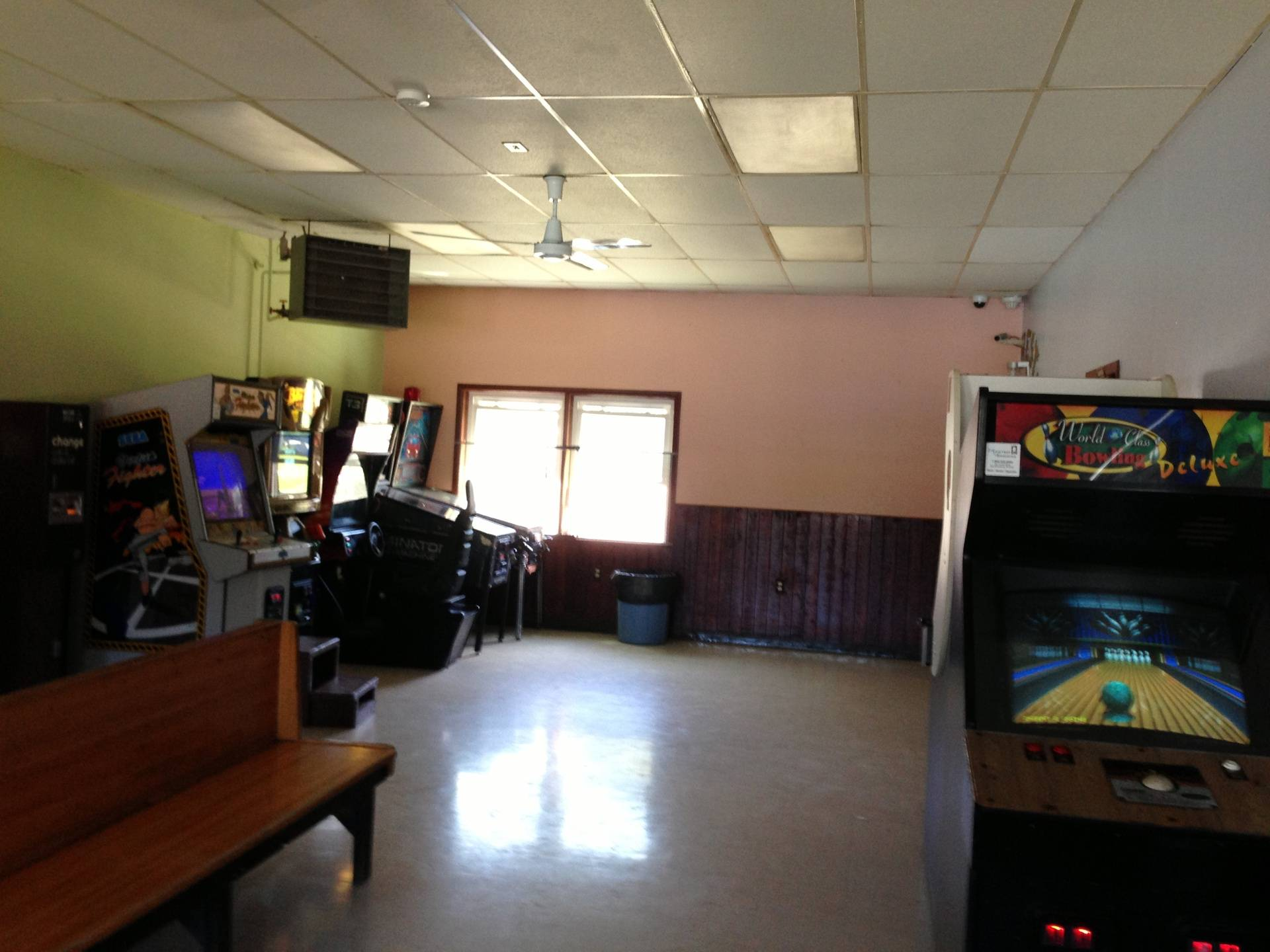 Arcade (Alternate View)