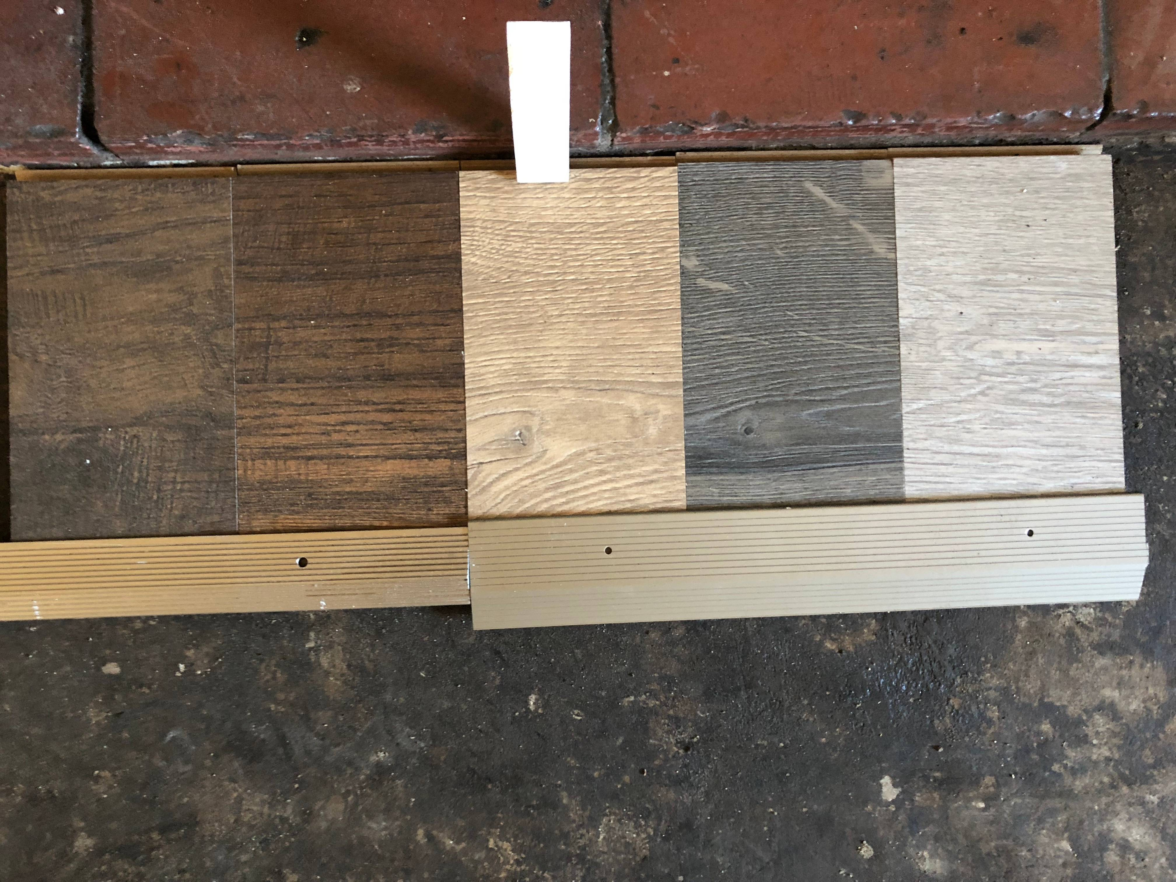 Color and Trim Samples
